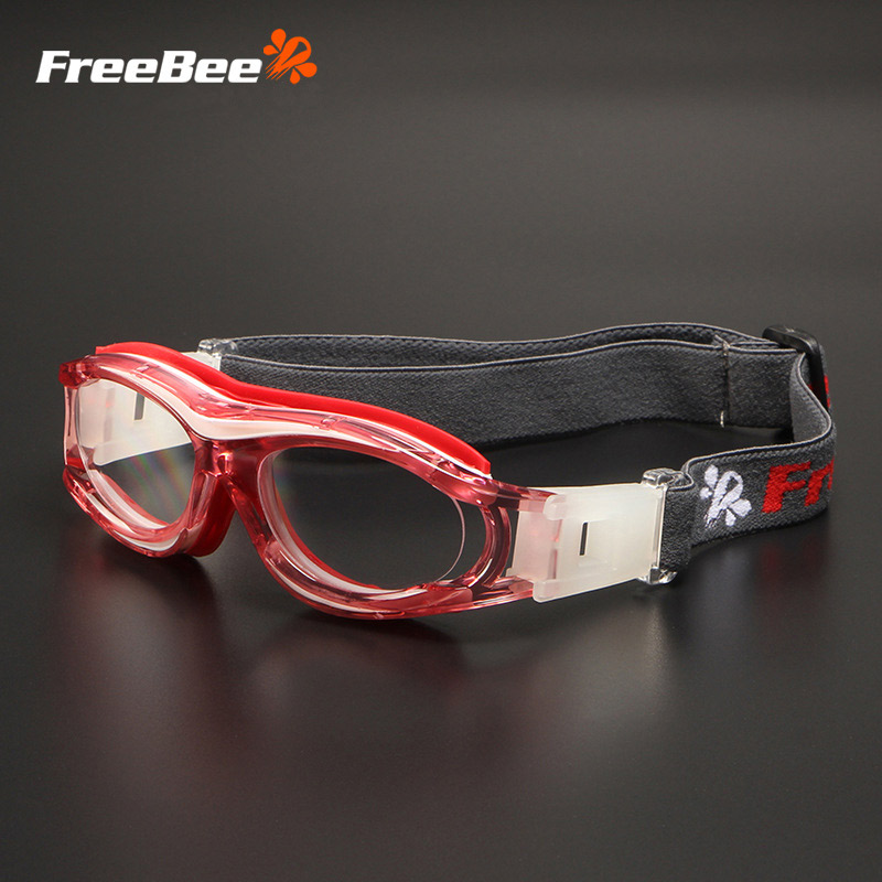 FreeBee Children Safety Goggles Anti-Impact Shockproof Outdoor Sport Basketball Football Eyewear PC Lens Protective Eye Glasses