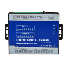 8 Isolated Analog Inputs Module Supports 0~20mA 4~20mA 0-5VDC 0-10VDC Modbus TCP Ethernet Remote IO Module M330T(Hong Kong,China)