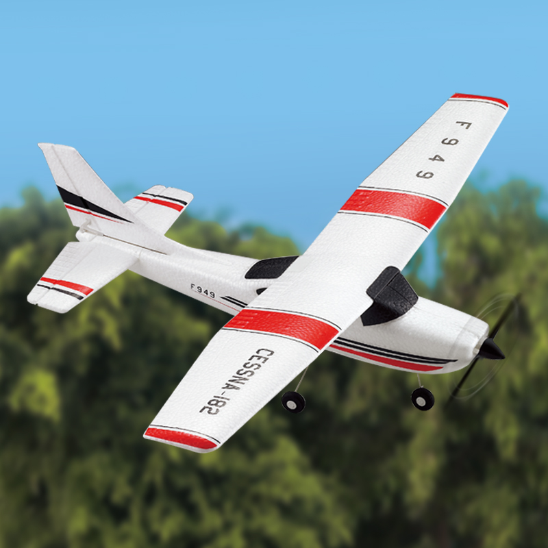 2019 WLtoys F949 Sky King 2 4G RC Aircraft Fixed wing RTF Airplane Radio Control 3CH