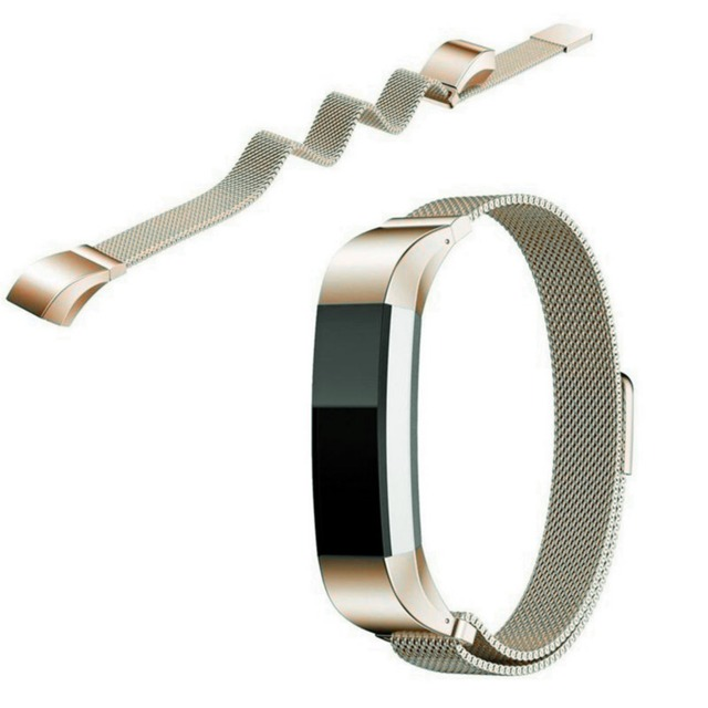 watch fitness bracelet smart watch strap milan replacement bands for xaomi for fitbit charge 2 flex strap and women's watch