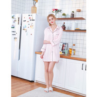 2019 new summer spring and summer sexy nightdress pajamas home service