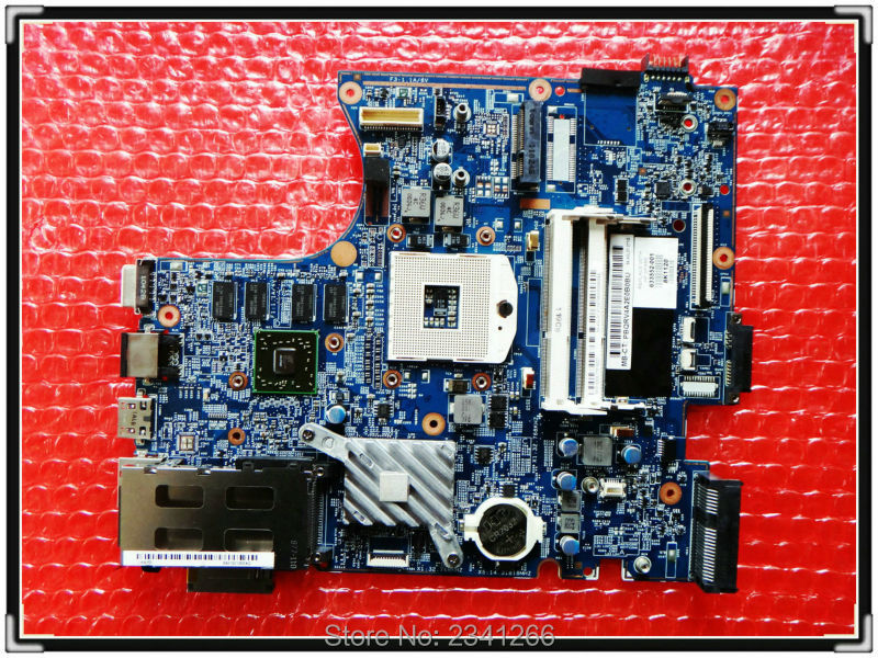 ФОТО 633552-001 for HP ProBook 4520S 4720S Laptop Motherboard integrated 48.4GK06.041 free shipping