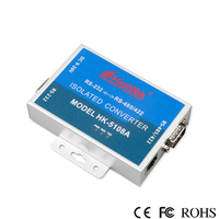 Industrial isolated RS232 to RS485 active lightning protection RS422 converter HK 5108A