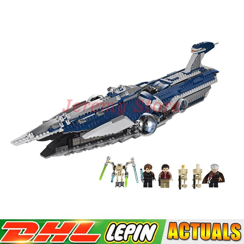 где купить 2018 Lepin 05072 Star 1192Pcs Wars Series The Limited Edition Malevolence Warship Set Building Blocks Bricks Toys Model 9515 по лучшей цене