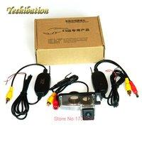 Yeshibation Wireless Car Rear Reversing Camera For Nissan Almera Classic 2006~2013 CCD Night Vision HD Wide Lens Angle Camera