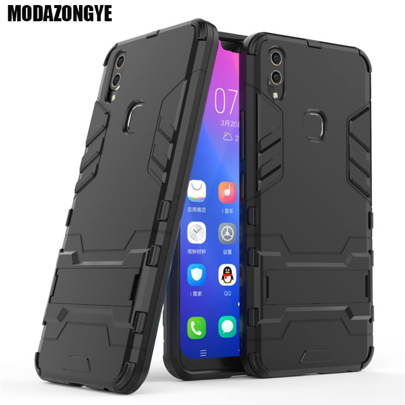 Vivo V9 Case Vivo V9 Cover 6.3 inch Hybrid Silicone + TPU Back Cover Phone Case Vivo V9 VivoV9 V 9 1723 Case Funda Capa