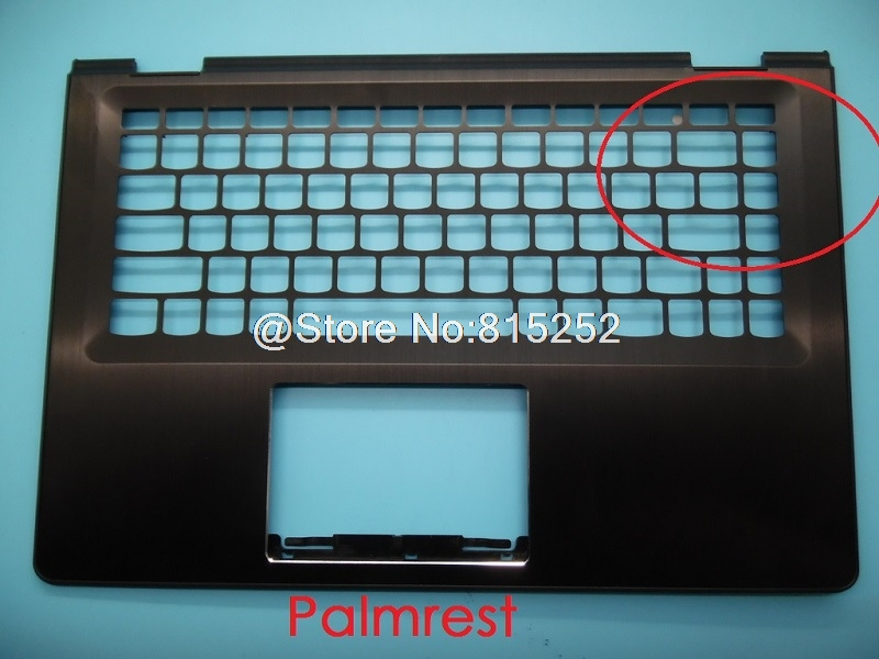 Laptop Palmrest For Lenovo YOGA 500 14IBD 500 14 Flex 3 14 Flex 3 1470 US UK Layout Upper Case Keyboard Bezel Cover New Original