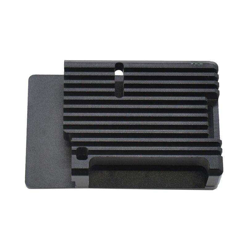 Aluminum Alloy Cnc Enclosure Case Metal Shell Suitable For Raspberry Pi 4B+