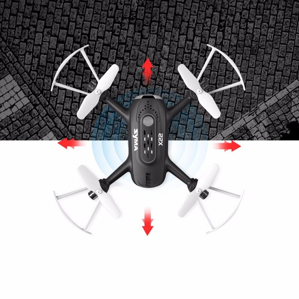 X22 2.4G 4 Channel Remote Control Helicopter Radio Control Drone Aircraft Mini RC Drone Quadcopter Professional no Camera
