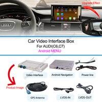 Car GPS Video Interface For 3g Mmi AUDI A1 Q3 A4 A5 Q5 A6 Q7 A8