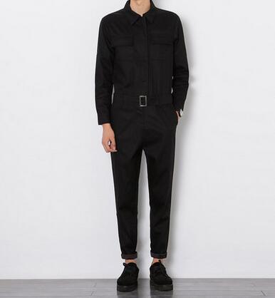 Herren Baumwollmaterial Enge Hosen Set von schlanken Hosen männliche - Herrenbekleidung - Foto 6