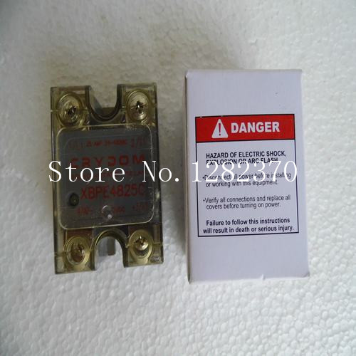 все цены на  [SA] new original authentic spot CRYDOM solid state relay XBPE4825C --5PCS/LOT  онлайн