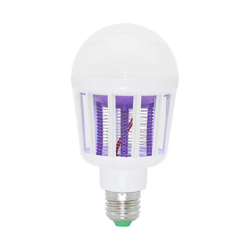 E27 2 In 1 LED Bulb Light Mosquito Killer Lamp 220V 240V Anti Mosquito Repellent Bug Zapper Insect Killer Night Lamp