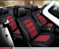 custom real leather car seat cover For suzuki grand vitara jimny KIZASHI swift sx4 baleno IGNIS car seats protector