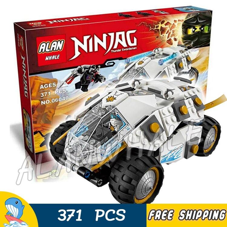 371pcs Bela 10523 Ninja Titanium Ninja Tumbler Building Blocks Bricks Boys Kids Toys Compatible With lego smart tracks chip camera hd ccd intelligent dynamic parking car rear view camera for bmw 7 e38 e65 e66 e67 e68