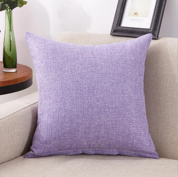 HTB1lAQJgCYH8KJjSspdq6ARgVXap 45x45cm New Soft Multicolor Choice Tailored Edge Poly Cotton European Cushion Home Decor