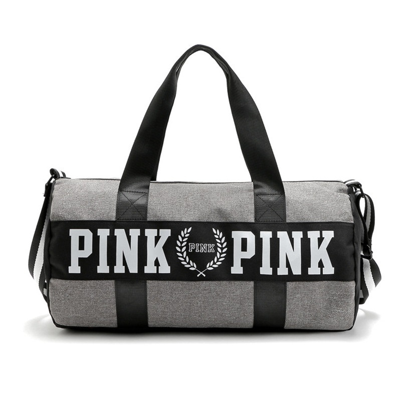 VS розовый Для мужчин; для женщин путешествия вещевой мешок Бизнес большой секрет емкост ...