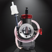 NIBBI Universal Racing Performance Carburetor PE 30MM For Scooter Motorcycle Go-Kart ATV Dirt Bike 180CC~200CC Engine