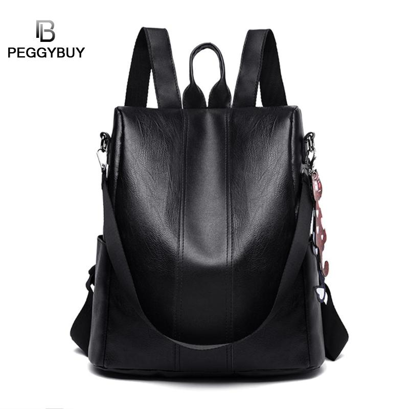 Anti-theft Travel Backpacks Female Designer School Bags For Teenager Girl Waterproof Travel Backpack School Bags Women Bagpack