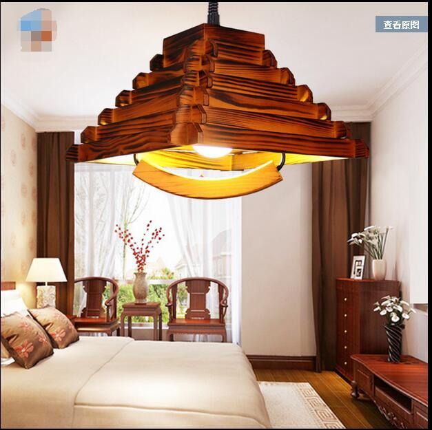 pendant light antique lamp Wooden mahjong lamp chinese style lift lamp wooden solid Pendant Lamps MZ5598 3pcs bar fashion iron pendant light mahjong lamp pendant lamps restore ancient ways the light bulb gy151