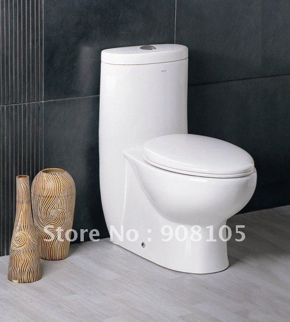 2016 NEW DESIGN wholesale/CE certificate/UPC certicate/One-piece toilet/ceramic toilet/water closet