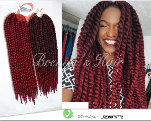 Crochet Hair Companies : twist braids havana twist crochet hair braiding synthetic crochet hair ...