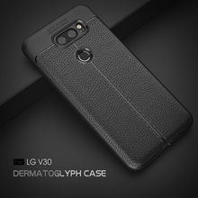 For LG V30 Case H930 H933 Back Shell TPU Phone Cover ShockProof Soft Silicone Cases Plus +