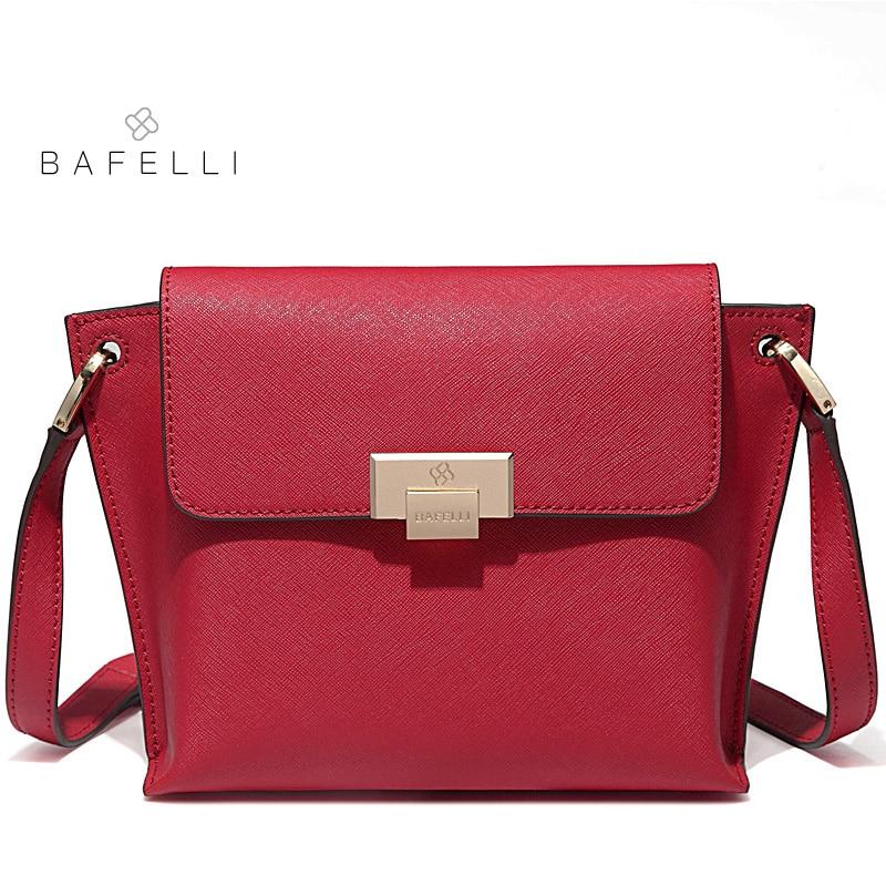 Split Sacs Feminina Cuir Bandoulière Nouveauté Postier Mode Rouge Femmes Brun Bafelli brown Noir Bolsa rouge Pour En Hasp Hobos De Ew6vxI