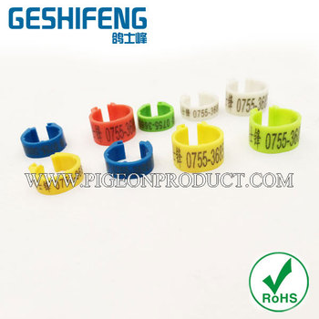 2020 custom personal  name plastic open ring free shipping