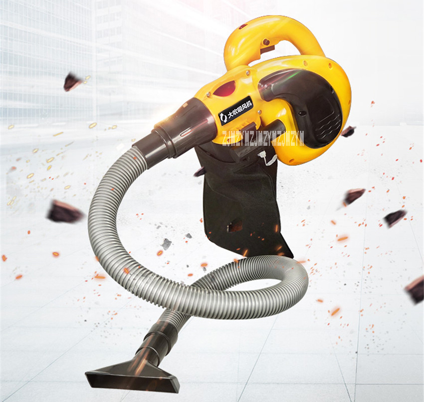 New 220v 1800W Electric Blower Variable Speed Dust Collector Blowing And Suction Dual Pu ...