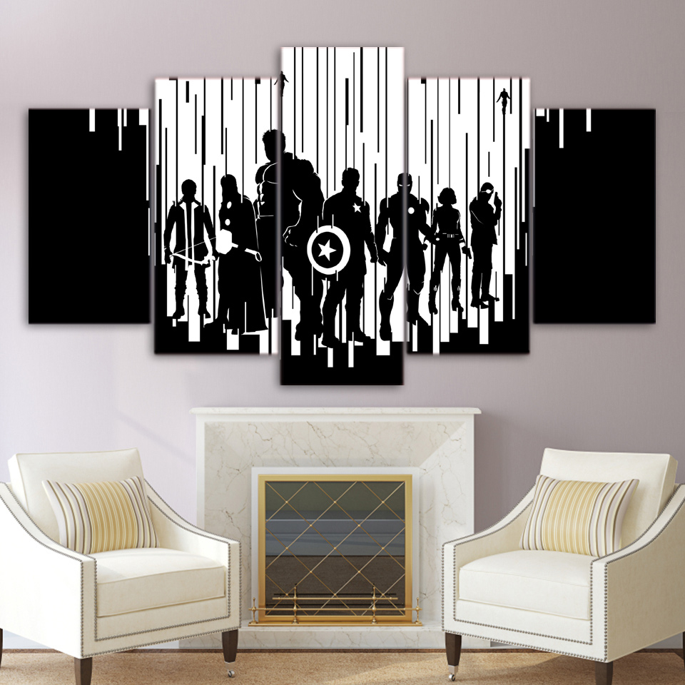 Avengers Home Decor