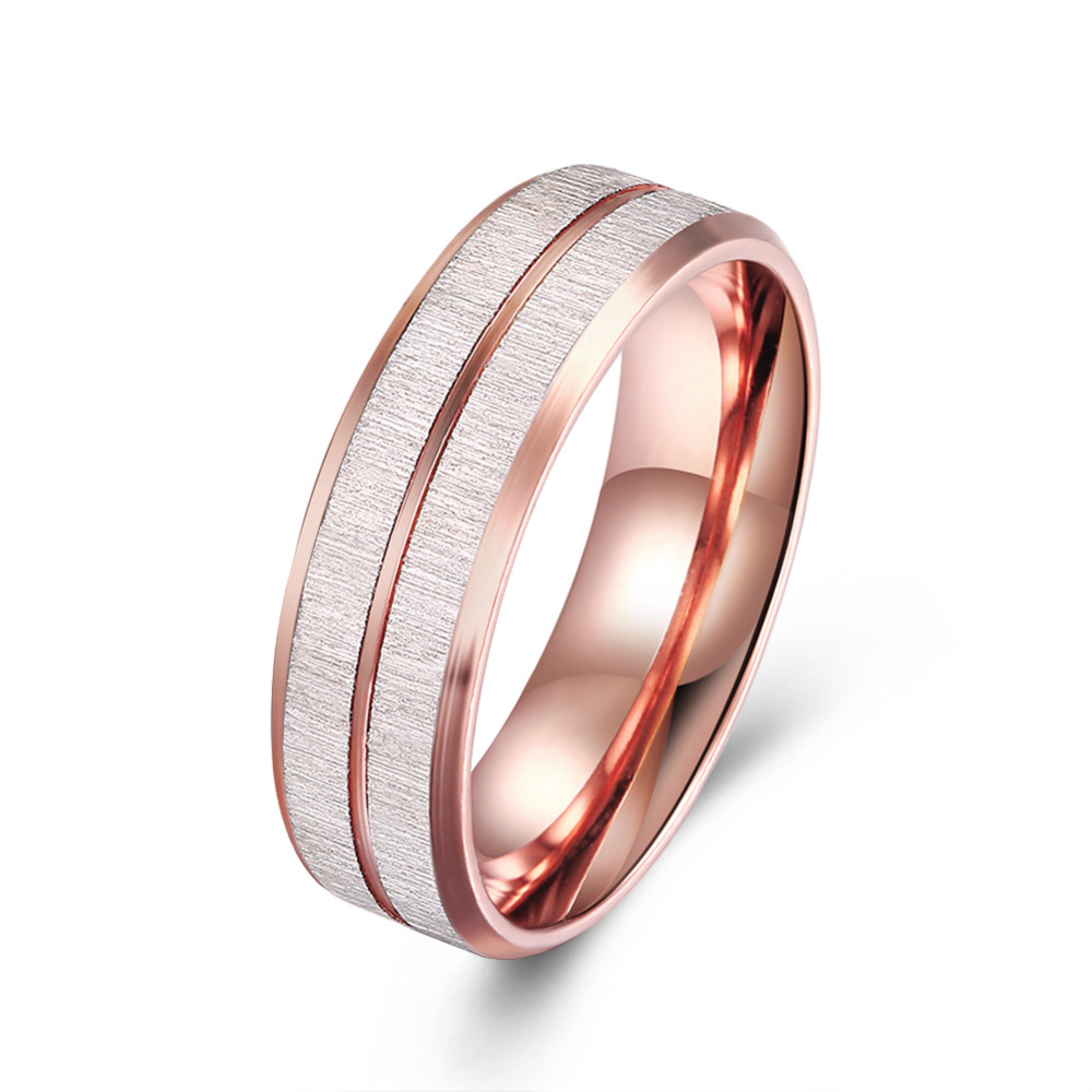 inlay men wedding for band koa titanium rings wood with malu real