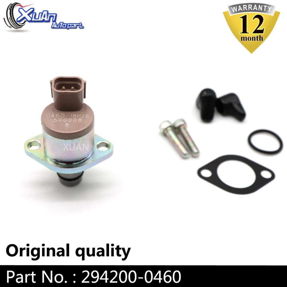 XUAN Druck Common Rail System Saug Control SCV Ventil 294200-0460 Für Opel Mazda 6 2,0 DCRS301110 294009- 1110
