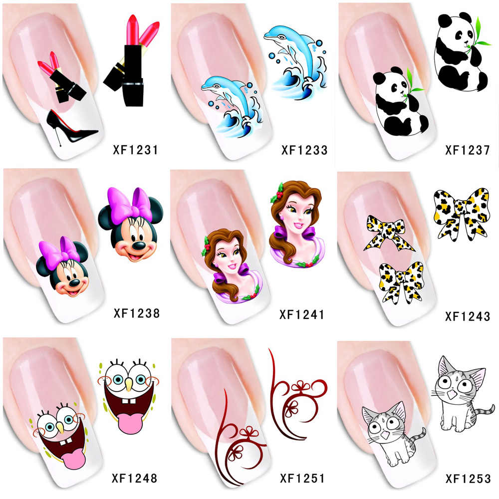 Detail Feedback Questions about 30 Cute Designs! Nails Art Manicure ...