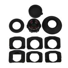 Зум видоискатель 1,08-1.60x для Canon Nikon Pentax sony Olympus Samsung Fujifilm