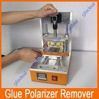 LCD Touch Screen Polarizer LOCA OCA UV Glue Adhesive Remove Machine Remover Clean Device For IPhone4