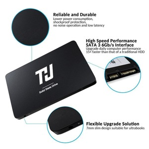 "Image 2 - THU 7mm SSD Sata3 DISK 120GB 240GB 480GB 1TB SSD SATA3 2.5 ""Interne Solid festplatte 540 MB/s für PC Laptop notebook"
