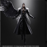 PA Change Final Fantasy VII Safiros Action Figure Model Collection Crafts Ornaments Kids Toys Gifts
