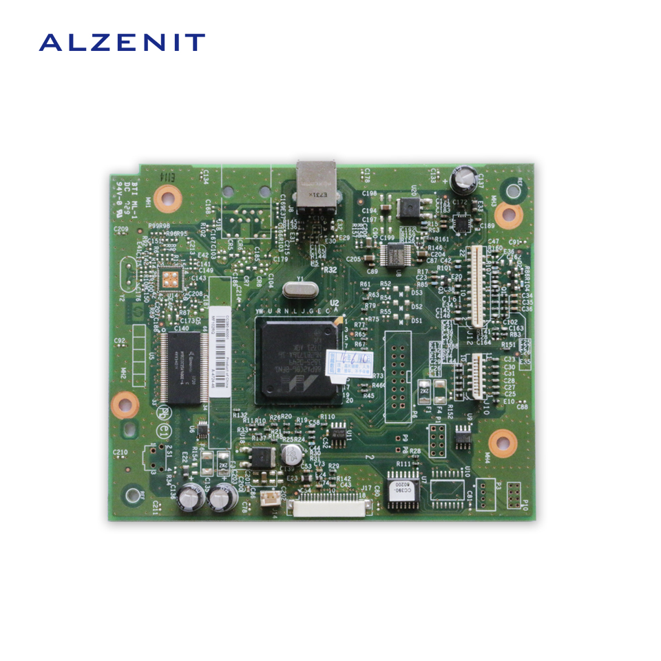GZLSPART For HP 1120 M1120 Original Used Formatter Board CC390-60001 LaserJet Printer Parts On Sale gzlspart for hp 2727 2727n m2727nf hp2727 hp2727n hp2727nf original used formatter board cc370 60001 laserjet printer parts