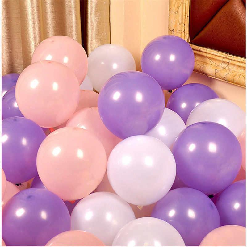 10 шт., 12 Дюймов, 5 дюймов, зеленые, красные латексные шары в виде макарон, шары для мальчиков, для вечеринки, свадьбы, Рождества, украшения, вечерние воздушные шары