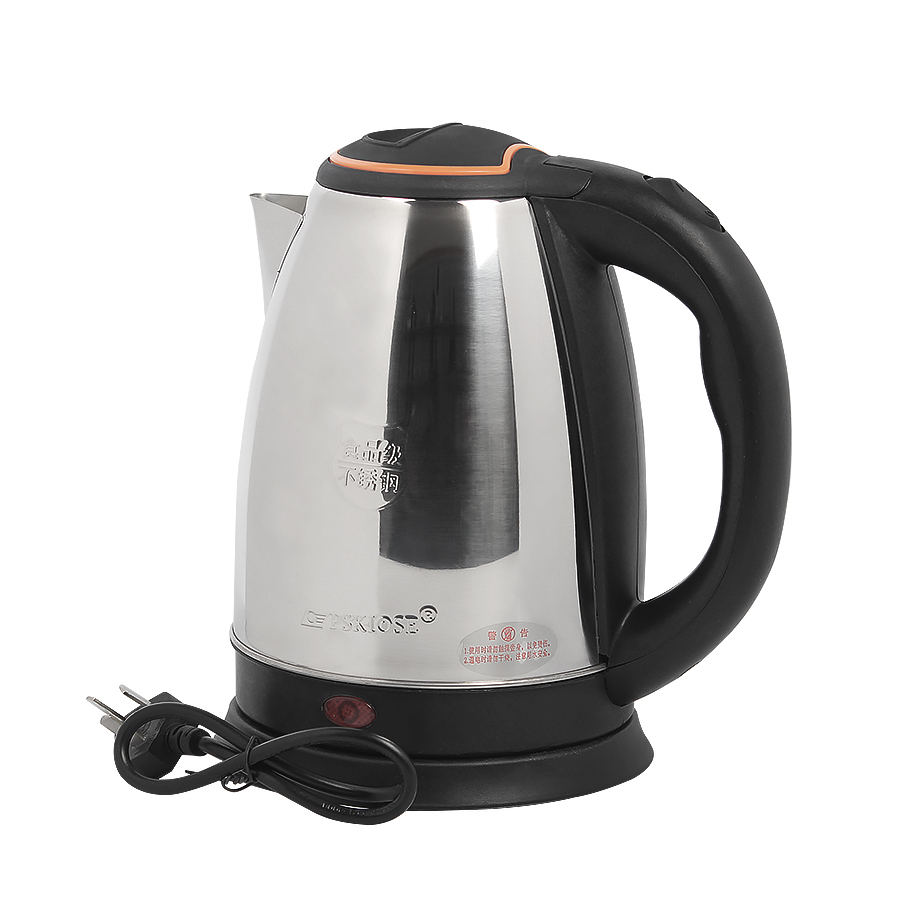 Electric Water Kettle Stainless Steel Instant Heating Boiling Pot Auto-off Teapot Coffee Pot Zipper Household Kettles Appliance 1 8l electric kettle heating hot water 1500w electric boiling pot food grade material