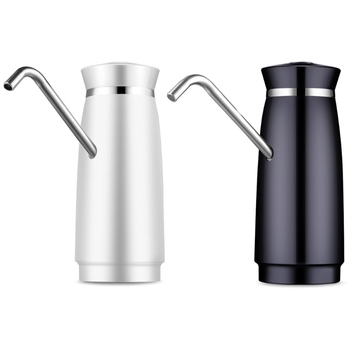 Automatic Electric Portable Water Pump Dispenser Gallon Drinking Bottle Switch Faucet for Bottled Water Dispenser hot sale portable bottled drinking water pump hand press removable tube innovative vacuum action manual pump dispenser