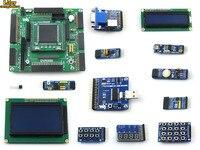 XILINX XC3S500E Spartan-3E FPGA Development Evaluation Board + LCD1602 + LCD12864 + 12 Module = Open3S500E Package B