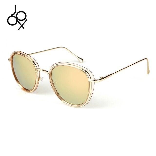 Aliexpress.com : Buy Women Oversized Round Sunglasses Metal Frame ...