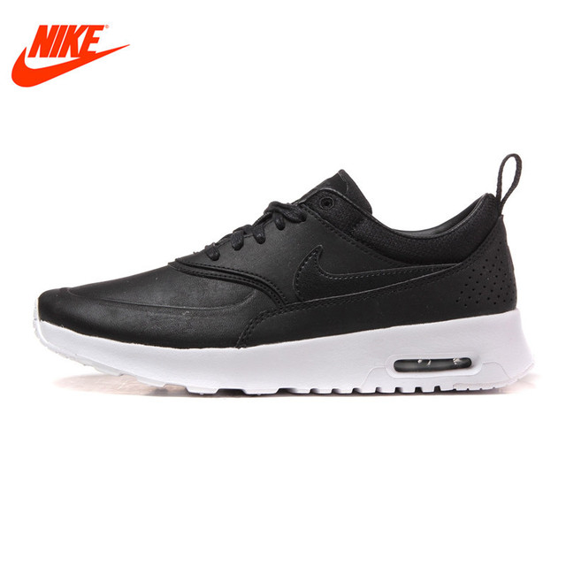 b0b5274f99a4 Original NIKE Leather Waterproof AIR MAX Women s Running Shoes Sneakers