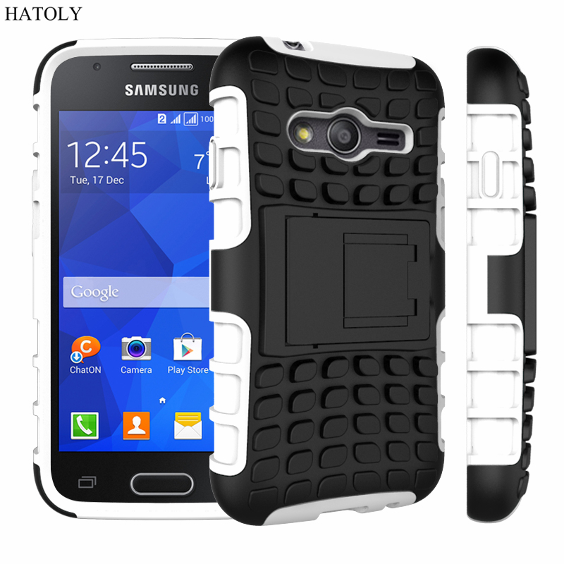 e7ab098e095 sFor Cover Samsung Galaxy Ace 4 NXT Case Hard Silicone Case for Samsung Ace  4 Neo G313 Cover for Galaxy Trend 2 Lite G318 Bag <-in Fitted Cases from ...
