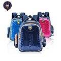 University Of OXFORD children/kid elementary orthopedic  school bag books shoulder school bag for boys girls grade 1-3-6