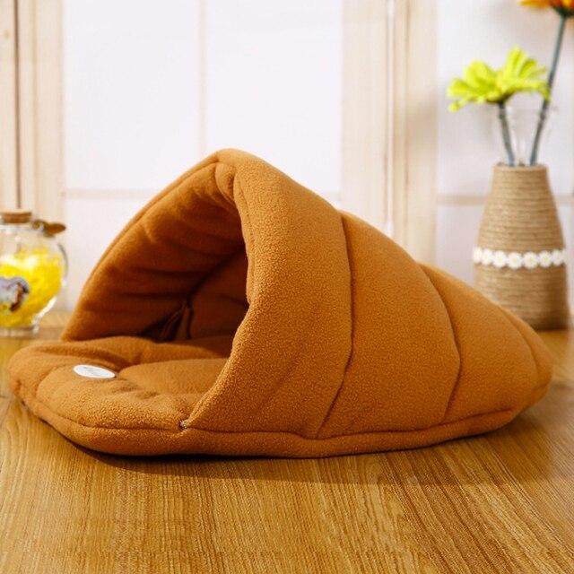 acheter pas cher hiver chaud lit pour chien pet maison belle pantoufles. Black Bedroom Furniture Sets. Home Design Ideas