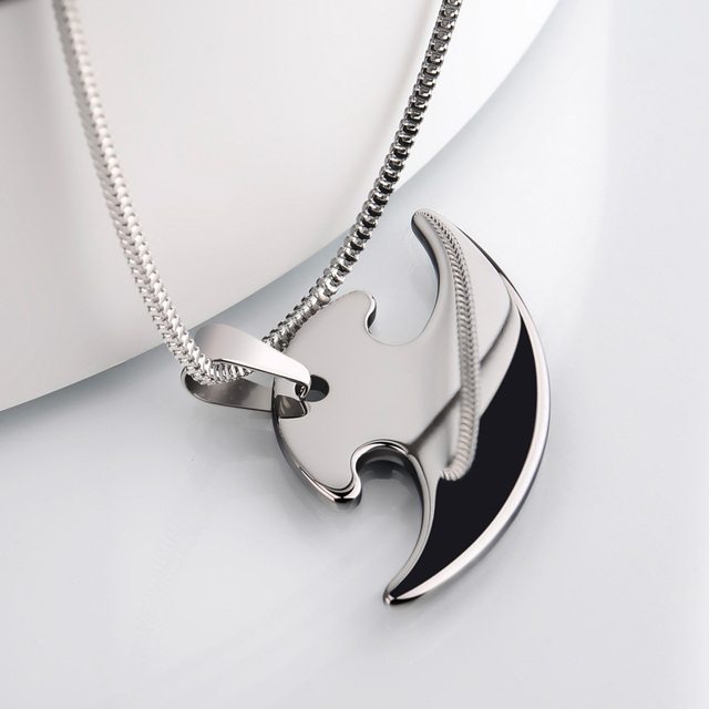 Free Engraving and Free Shipping Silver Tone Customized Man's Tungsten Pendants Scratch Proof Whloesale Price