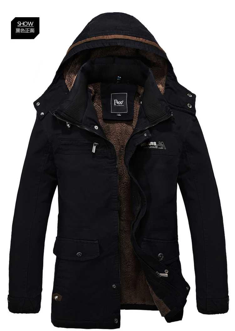 Wholesale Men cotton padded coat chaquetas hombre 2014 male Hot sale winter warm outwear jacket clothes S510